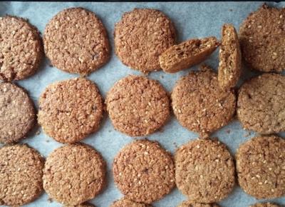 ricette dolci di TVTB: biscotti alla crusca di grano antico