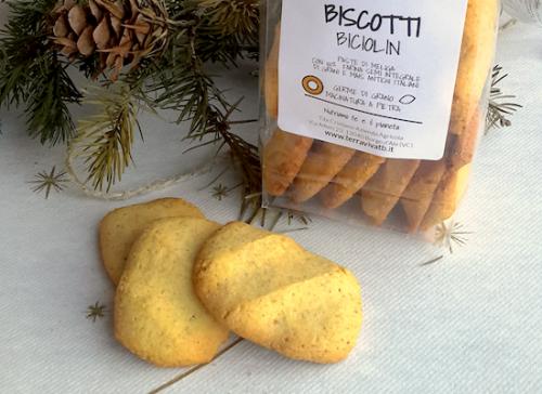 Biscotti caserecci. pasta di meliga