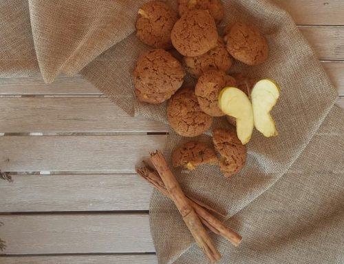 Biscotti caserecci mela e cannella – Ricetta