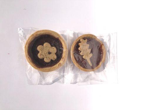 Crostatina con confettura biologica